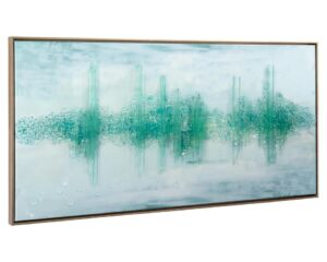 Mary Hong's Running Water Wall Art