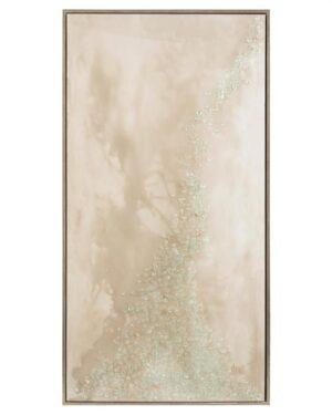 Mary Hong's Sepia Abstract II Wall Art