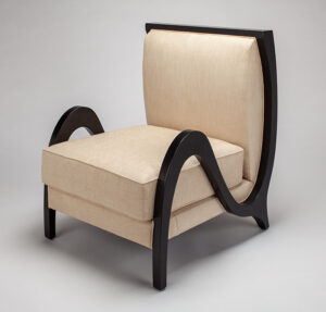 Artmax Beige Upholstery Chair