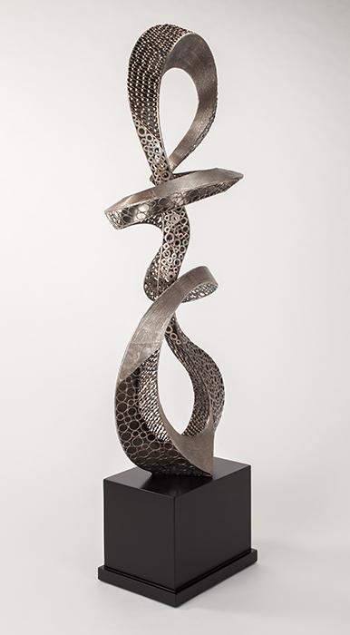 Artmax Curvy Floor Sculpture