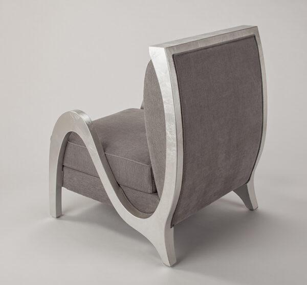 Artmax Gray Upholstery Chair