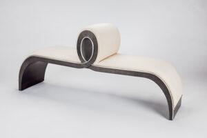 Artmax Kona Beige Bench