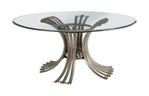 Bicycle Rim Dining Table