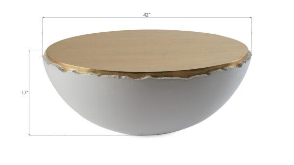 Broken Egg Coffee Table