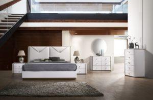 JM Lucera Bedroom Set