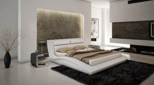 JM The Wave Bedroom Set