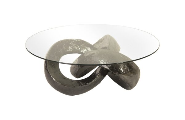 Phillips Collection Trifoil Coffee Table