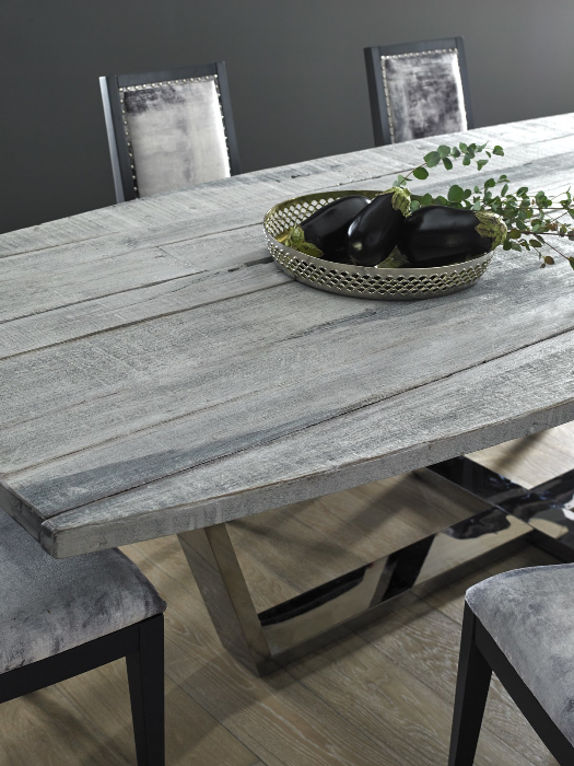 Scaffolding Dining Table