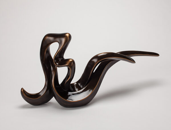 Artmax Bronzy Copper Sculpture