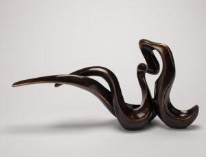 Artmax Bronzy Copper Sculpture