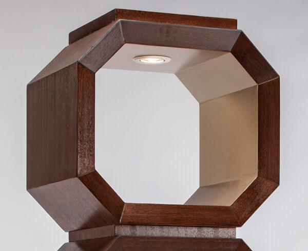 Artmax Furniture 2706-C Etagere