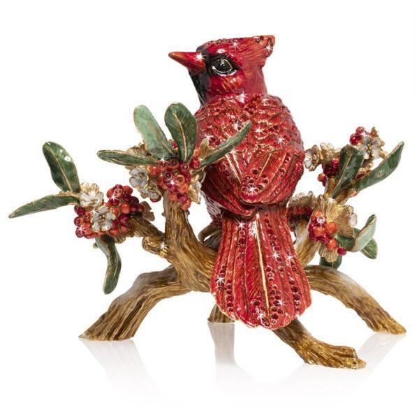 Jay Strongwater Cardinal Figurine