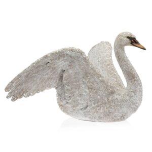 Jay Strongwater Gwendolyn Swan Figurine
