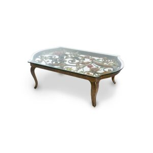 Jay Strongwater Everett Coffe Table
