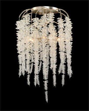 John Richard Cascading Crystal