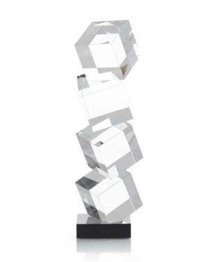 John Richard Height Cubism Sculpture