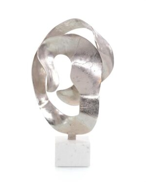 John Richard Organic Looped Sculpture