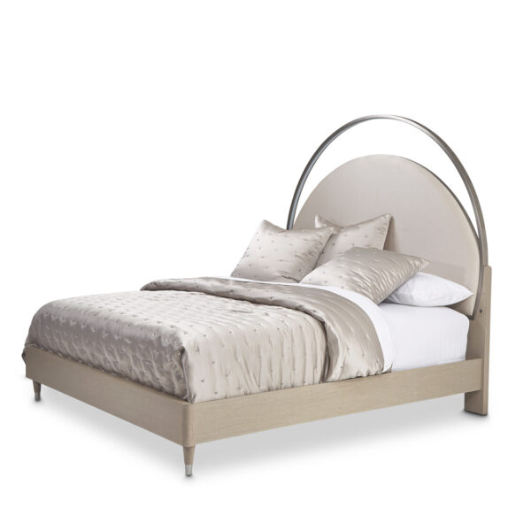 Eclipse Cal King Bed W Lights