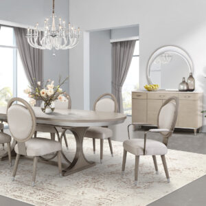 Eclipse Oval Dining Table