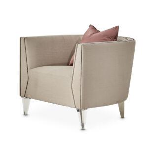 Linea Matching Chair Metallic