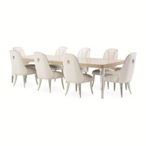 Penthouse Rectangular Dining Table