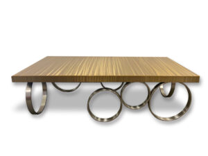 Metall Furniture Athens Coffee Table