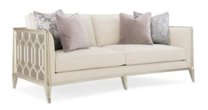 Caracole Just Duet Sofa
