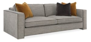 Caracole Welt Played Sofa
