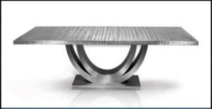 Metall Furniture Brooklyn Dining Table