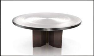 Metall Furniture Milan Dining Table