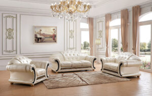 ESF Apolo Pearl Dining Room Set