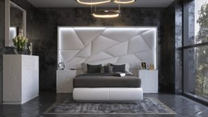 Modern Franco Majestic Bedroom Collection