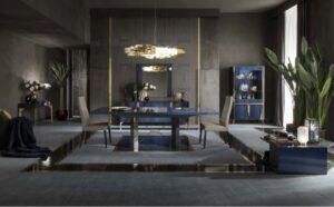 Alf Italia Oceanum Dining room collection
