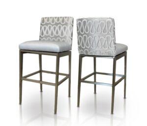 Metall Furniture Lilly Bar Stool