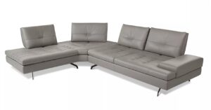 Nicoletti Toffee Sectional