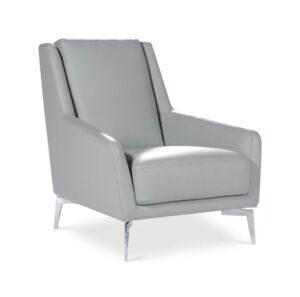 Nicoletti Grigio Alluminio Chair