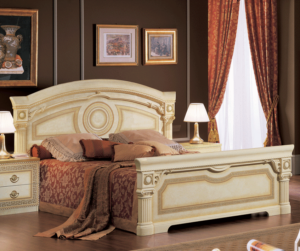 ESF Aida Ivory Bedroom Collection