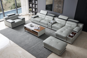Modern ESF 908 Sectional