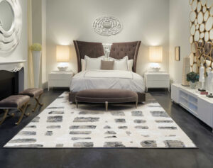 CGW12 Marble White Misted Morning Rug